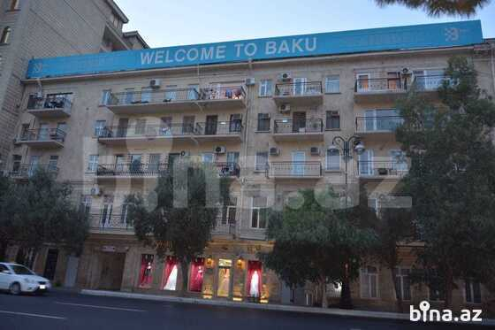 2 otaqlı köhnə tikili - Sahil m. - 80 m² (1)