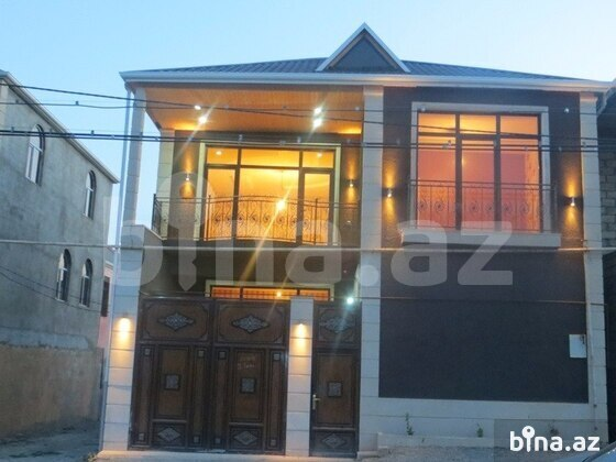 4 otaqlı ev / villa - Masazır q. - 180 m² (1)