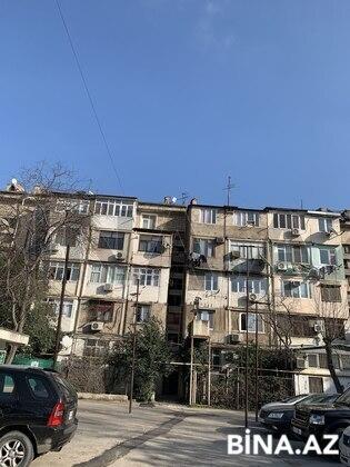 3 otaqlı köhnə tikili - Gənclik m. - 75 m² (1)