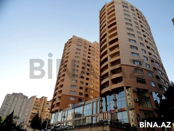 3-комн. новостройка - м. Элмляр Академиясы - 140 м² (1)