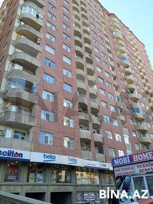 3 otaqlı yeni tikili - Yeni Yasamal q. - 118 m² (1)