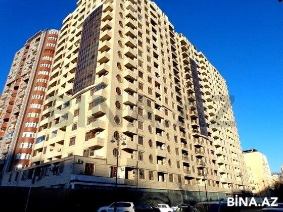 3 otaqlı yeni tikili - Şah İsmayıl Xətai m. - 140 m² (1)