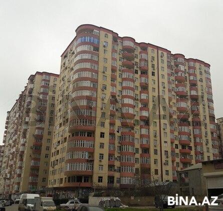 3 otaqlı yeni tikili - Yeni Yasamal q. - 94 m² (1)