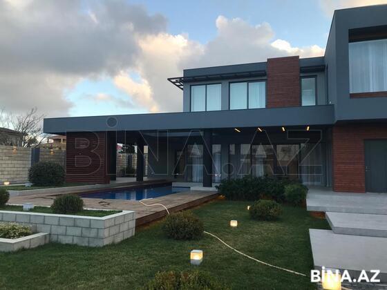 5 otaqlı ev / villa - Abşeron r. - 420 m² (1)