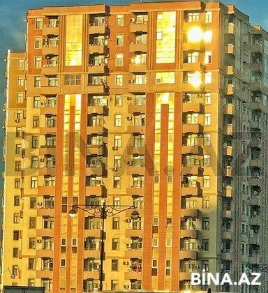 5 otaqlı yeni tikili - İnşaatçılar m. - 170 m² (1)