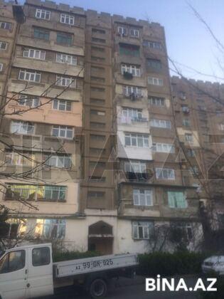 3 otaqlı köhnə tikili - Xalqlar Dostluğu m. - 75 m² (1)