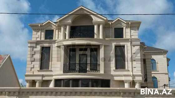 7 otaqlı ev / villa - Həzi Aslanov q. - 760 m² (1)
