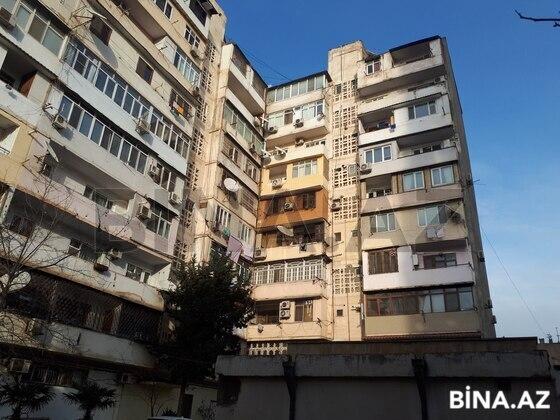 3 otaqlı köhnə tikili - Nizami m. - 80 m² (1)