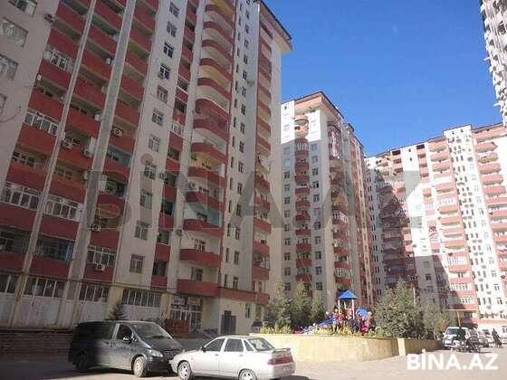 3 otaqlı yeni tikili - Həzi Aslanov q. - 105 m² (1)