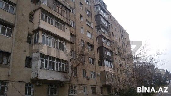 3 otaqlı köhnə tikili - Yasamal r. - 96 m² (1)