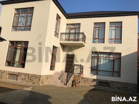 6 otaqlı ev / villa - Badamdar q. - 317 m² (1)