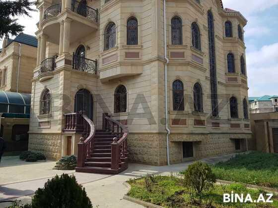 8 otaqlı ev / villa - Nəsimi m. - 700 m² (1)