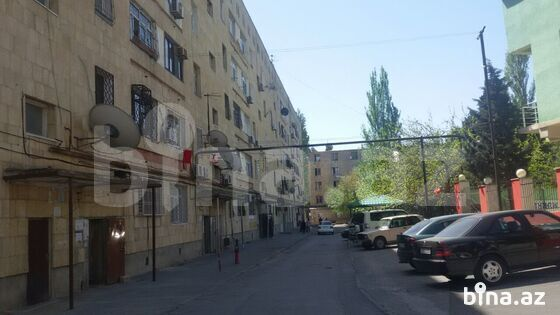 4 otaqlı köhnə tikili - Xalqlar Dostluğu m. - 84 m² (1)