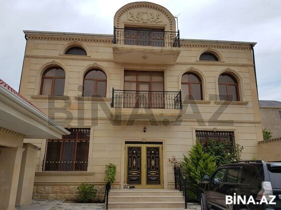 6-комн. дом / вилла - пос. Бадамдар - 390 м² (1)