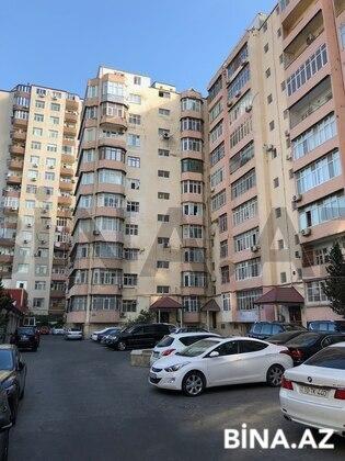 4 otaqlı yeni tikili - Nəriman Nərimanov m. - 190 m² (1)