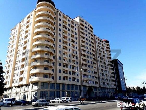 4 otaqlı yeni tikili - İnşaatçılar m. - 236 m² (1)