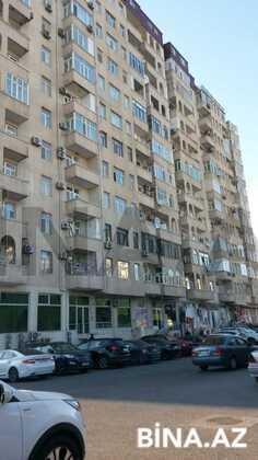 3 otaqlı yeni tikili - Nərimanov r. - 107 m² (1)