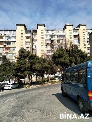 3 otaqlı köhnə tikili - Yeni Günəşli q. - 80 m² (1)