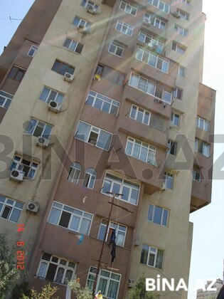 3 otaqlı yeni tikili - Nizami m. - 96 m² (1)