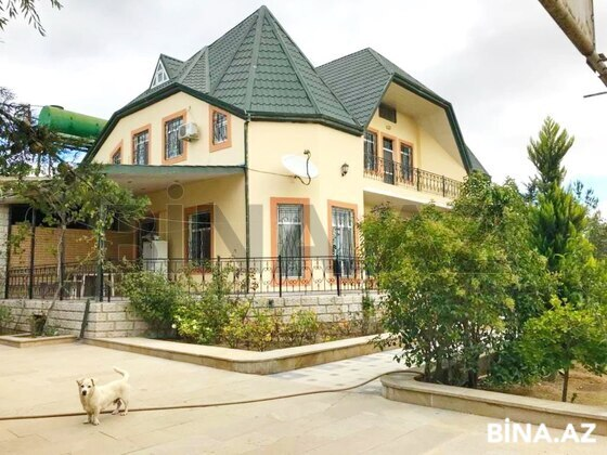 Bağ - Şüvəlan q. - 360 m² (1)
