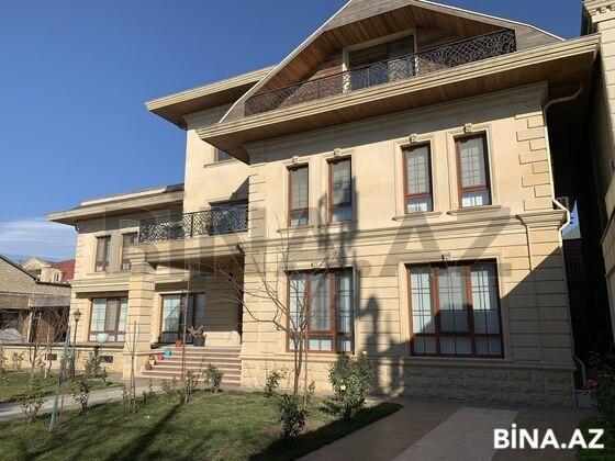 7 otaqlı ev / villa - Həzi Aslanov q. - 650 m² (1)