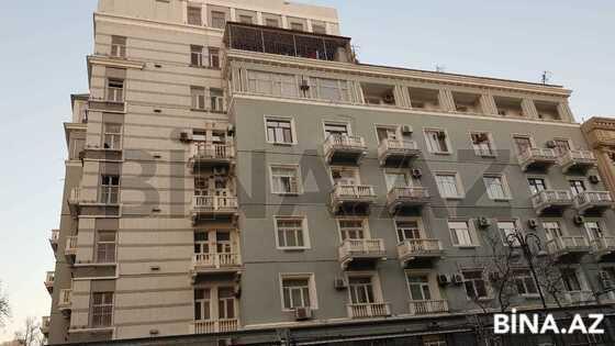 4 otaqlı köhnə tikili - Sahil m. - 100 m² (1)