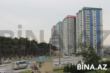 2 otaqlı yeni tikili - Bakıxanov q. - 58 m² (1)