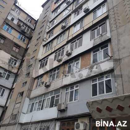 3 otaqlı köhnə tikili - Həzi Aslanov q. - 77 m² (1)
