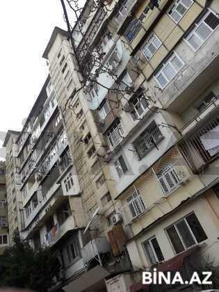 3 otaqlı köhnə tikili - Yasamal r. - 76 m² (1)