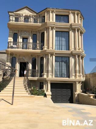 8 otaqlı ev / villa - Badamdar q. - 600 m² (1)
