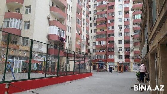 3 otaqlı yeni tikili - Həzi Aslanov m. - 104 m² (1)