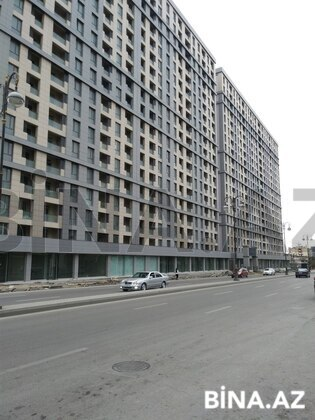 2-комн. новостройка - пос. Ахмедлы - 87.6 м² (1)