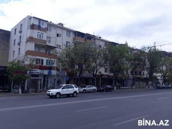 2 otaqlı köhnə tikili - Gənclik m. - 48 m² (1)