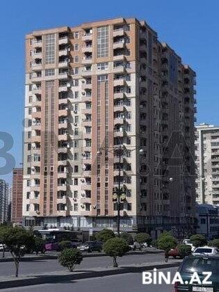 4 otaqlı yeni tikili - İnşaatçılar m. - 170 m² (1)