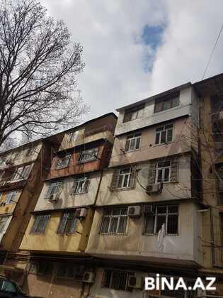 2 otaqlı köhnə tikili - Gənclik m. - 75 m² (1)