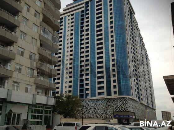 3 otaqlı yeni tikili - Şah İsmayıl Xətai m. - 156 m² (1)