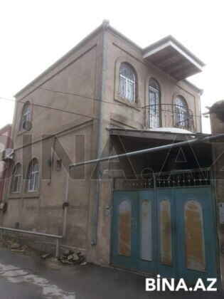 4 otaqlı ev / villa - Avtovağzal m. - 90 m² (1)