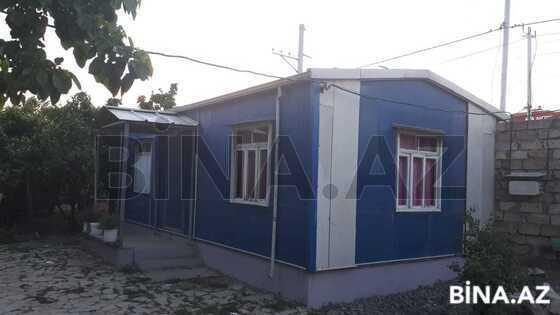 2 otaqlı ev / villa - Bakıxanov q. - 60 m² (1)