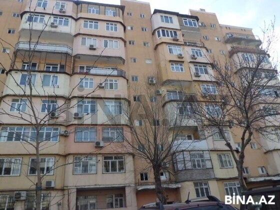 4 otaqlı köhnə tikili - İnşaatçılar m. - 120 m² (1)