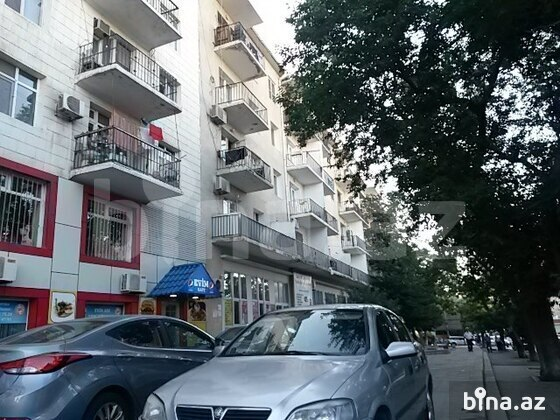 2 otaqlı köhnə tikili - Bayıl q. - 60 m² (1)