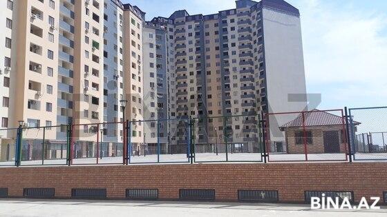 3 otaqlı yeni tikili - Həzi Aslanov m. - 130 m² (1)