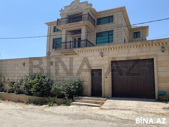 11 otaqlı ev / villa - Badamdar q. - 540 m² (1)