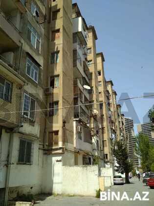 3 otaqlı köhnə tikili - Yasamal q. - 71 m² (1)
