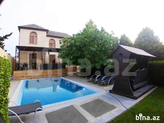 Bağ - Mərdəkan q. - 260 m² (1)