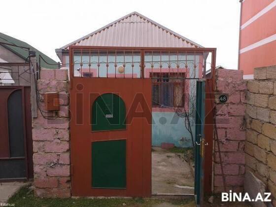1 otaqlı ev / villa - Masazır q. - 30 m² (1)