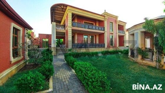 Bağ - Şüvəlan q. - 500 m² (1)