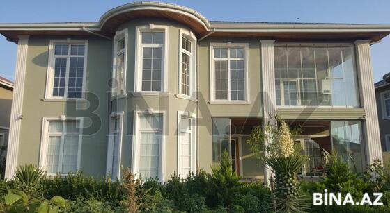 8 otaqlı ev / villa - Binə q. - 355 m² (1)