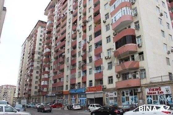 3 otaqlı yeni tikili - Həzi Aslanov m. - 101 m² (1)