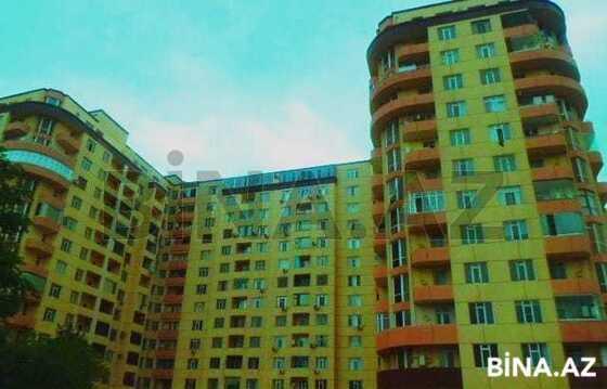 3 otaqlı yeni tikili - Həzi Aslanov m. - 81 m² (1)