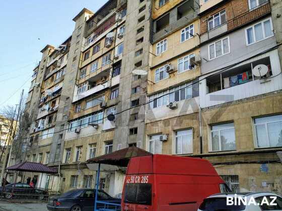 3 otaqlı köhnə tikili - Həzi Aslanov m. - 80 m² (1)